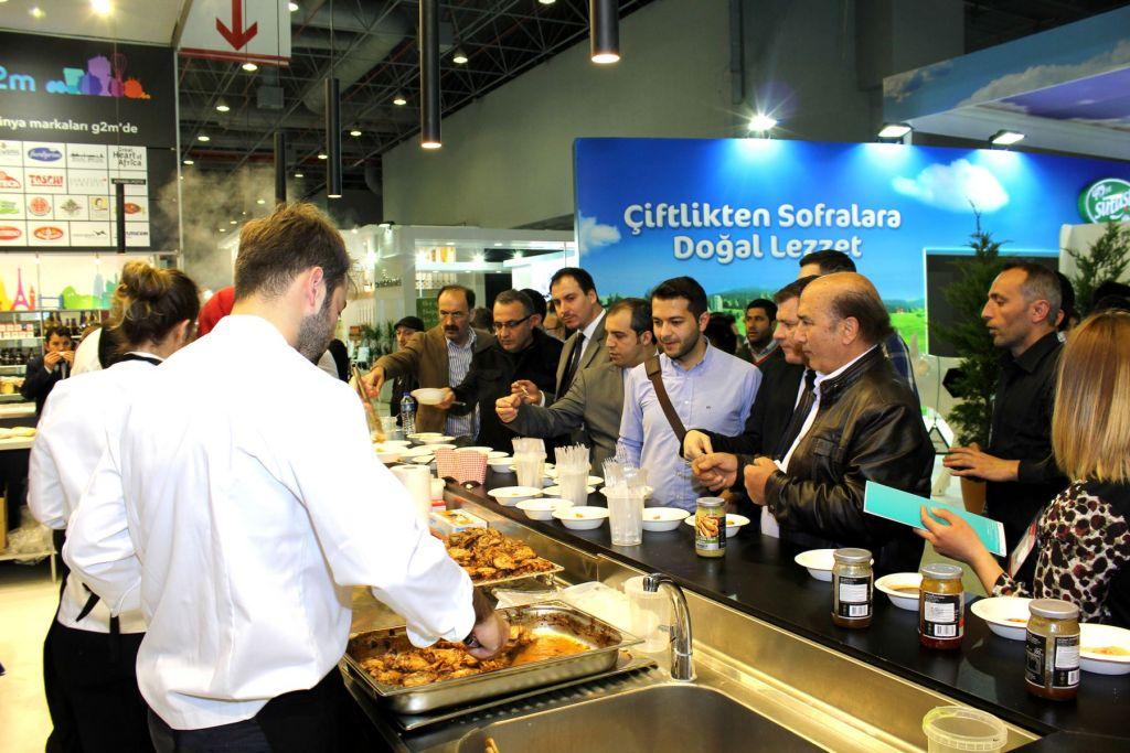 Cnr Expo Istanbul Halls