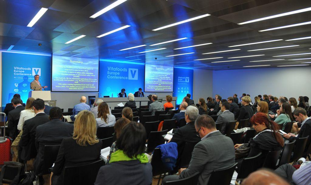 Vitafood Europe Congress Halls