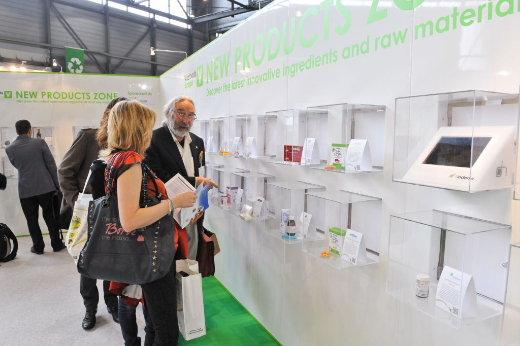 Vitafoods Stands Europe
