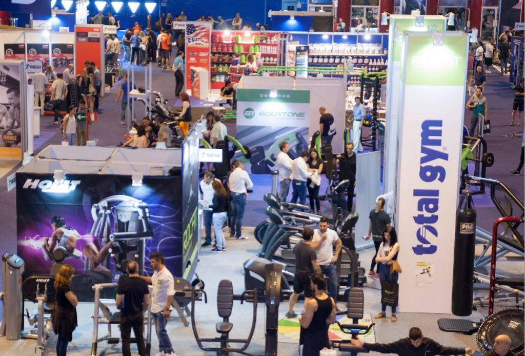 Gym Factory Feria De Instalaciones Deportivas