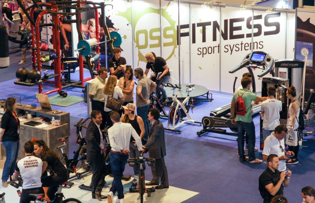 Gym Factory En Ifema