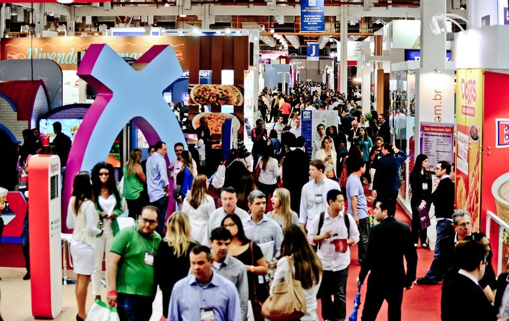 Abf Franchising Expo Stands