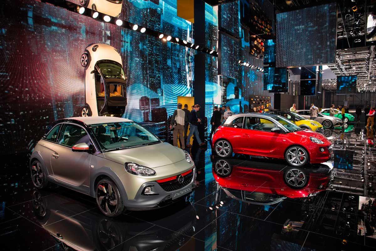 Geneva Stand Opel