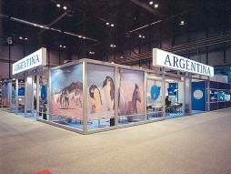 Exdisa Stand