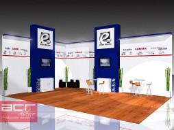 ACR Diseño, Diseño y producción de Stands