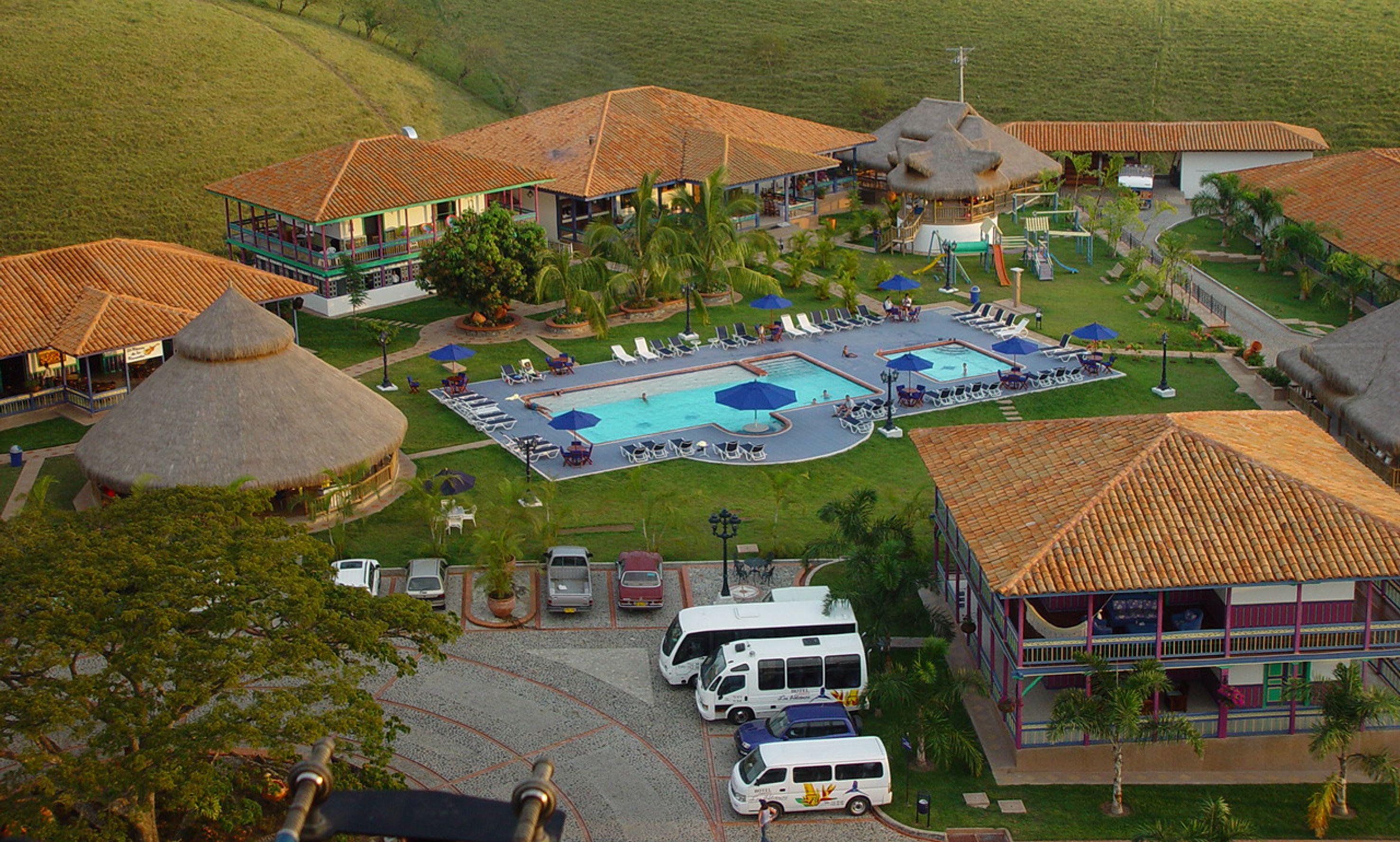 Hotel campestre y centro de convenciones las heliconias - Hotel las gaunas en logrono ...