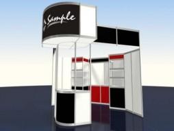 Octadesigner: Stand Design Center