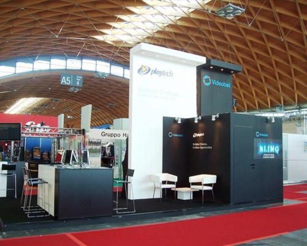 Rimini Exhibition Stand constructor