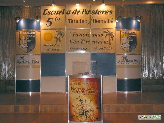 Expo Stands Monterrey : Monterrey stands