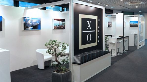Sungard Exhibition Stand Xo : Exhibition stands in santa maria de palautordera