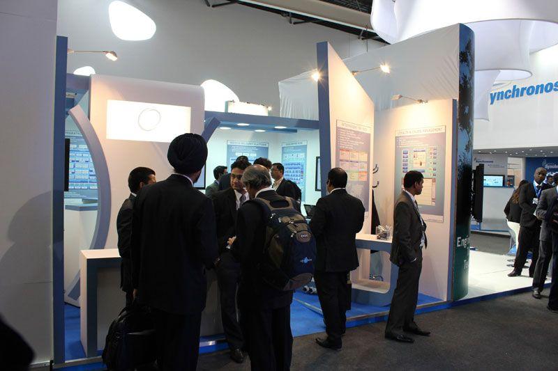 D Technology Exhibition : Adorn exhibition event