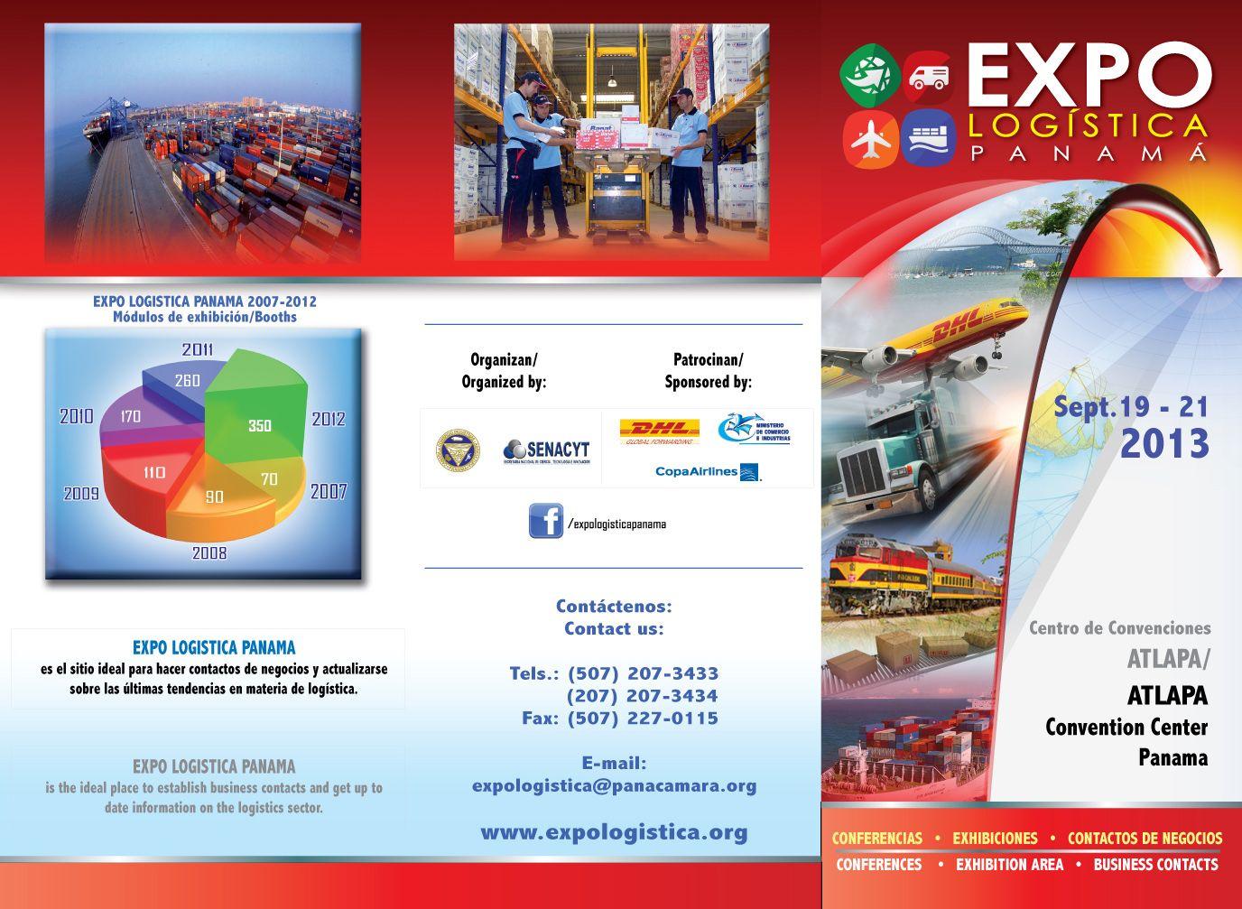 Expo Log 237 Stica Panam 225 2019