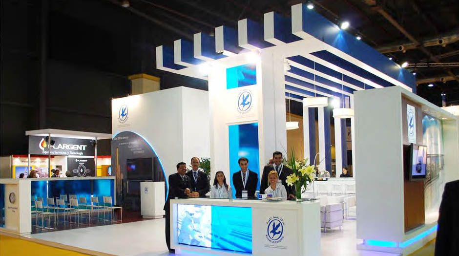 Exhibition Stand In Kuwait : Concept communications general trading contracting co
