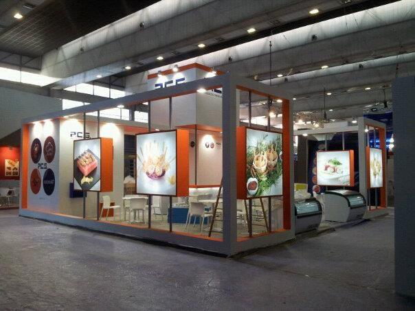 Expo Stands Montajes 2003 : Montajes feriales pablo