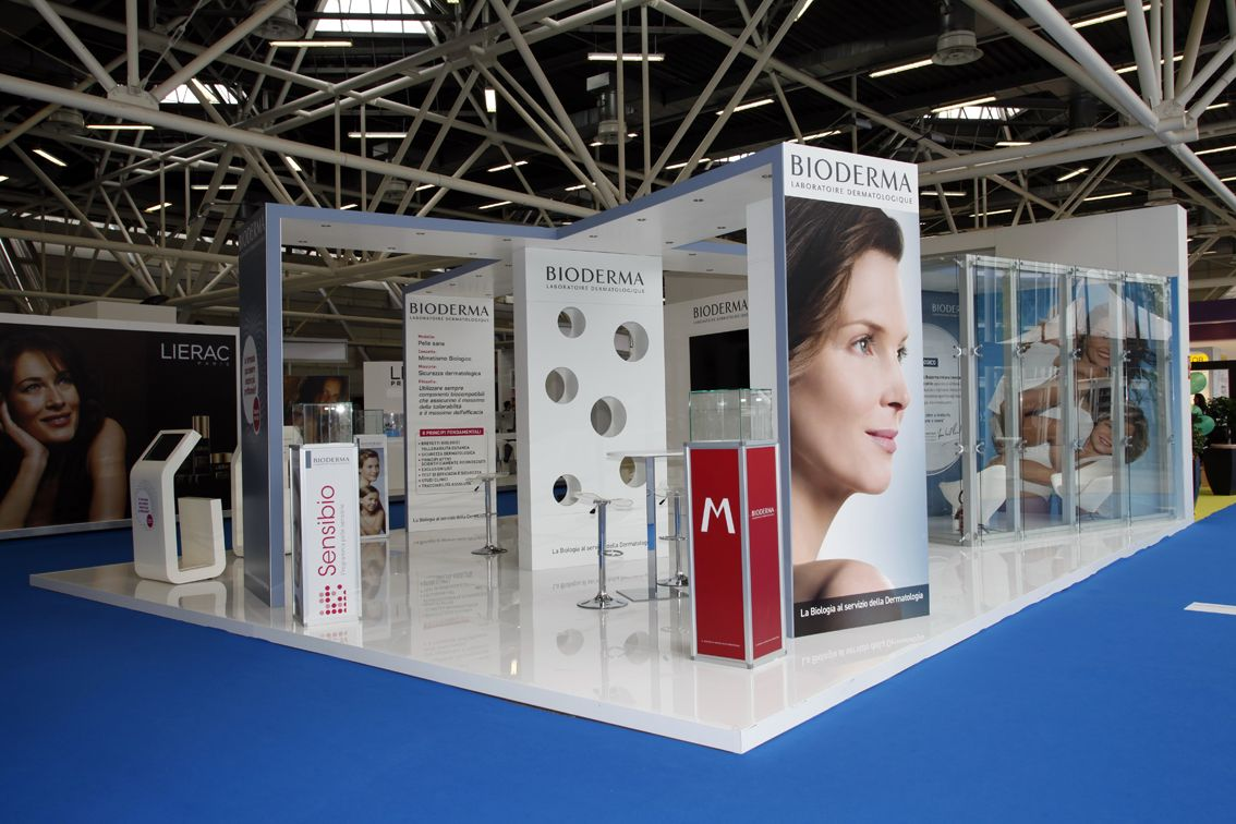 Modular Exhibition Stands Group : Nimlok italia
