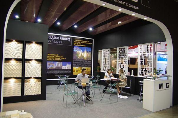 Expo Stand Bielorussia : Alpa group expo