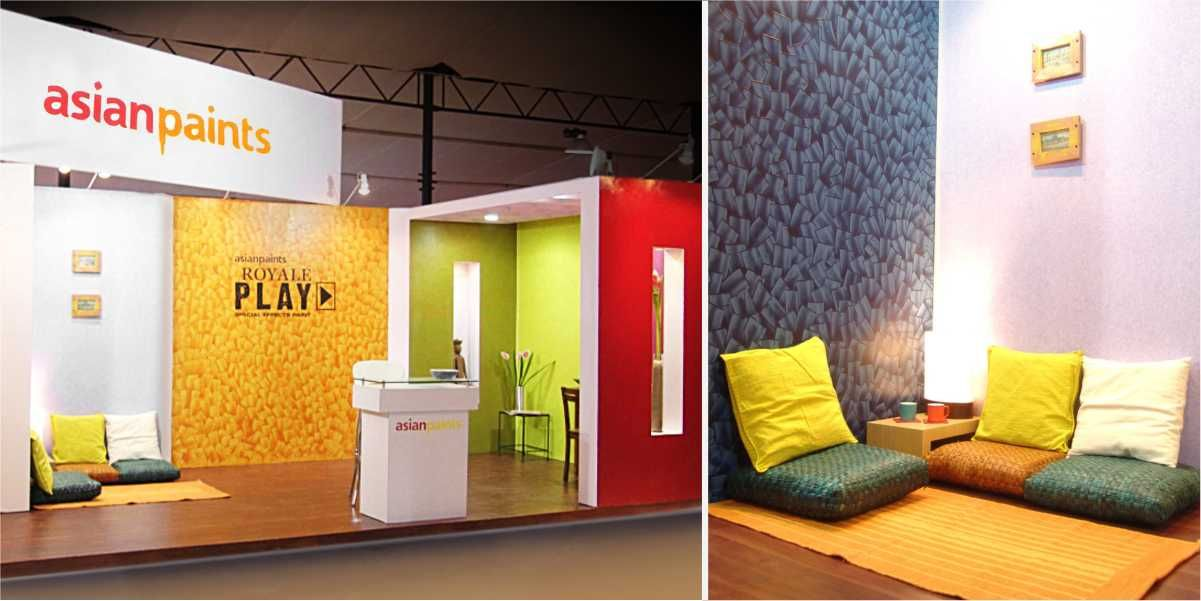 Asiatic Expo Exhibition Stand Design Amp Build : Green design