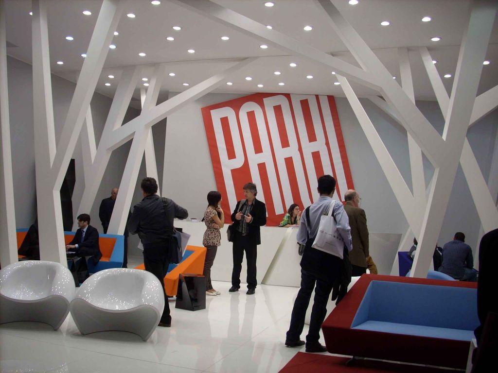 Milano Stand design