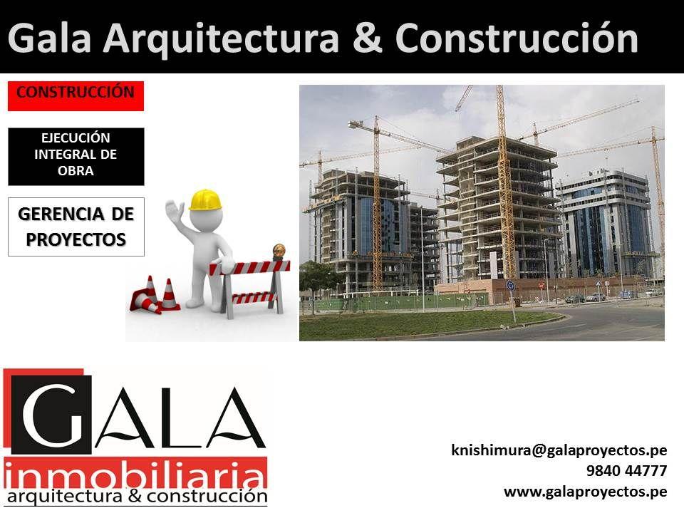 Gala arquitectura y construcci n for Paginas de construccion y arquitectura