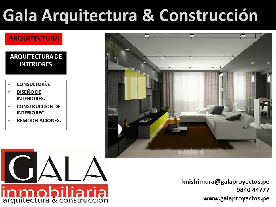 Gala arquitectura y construcci n for Construccion arquitectura