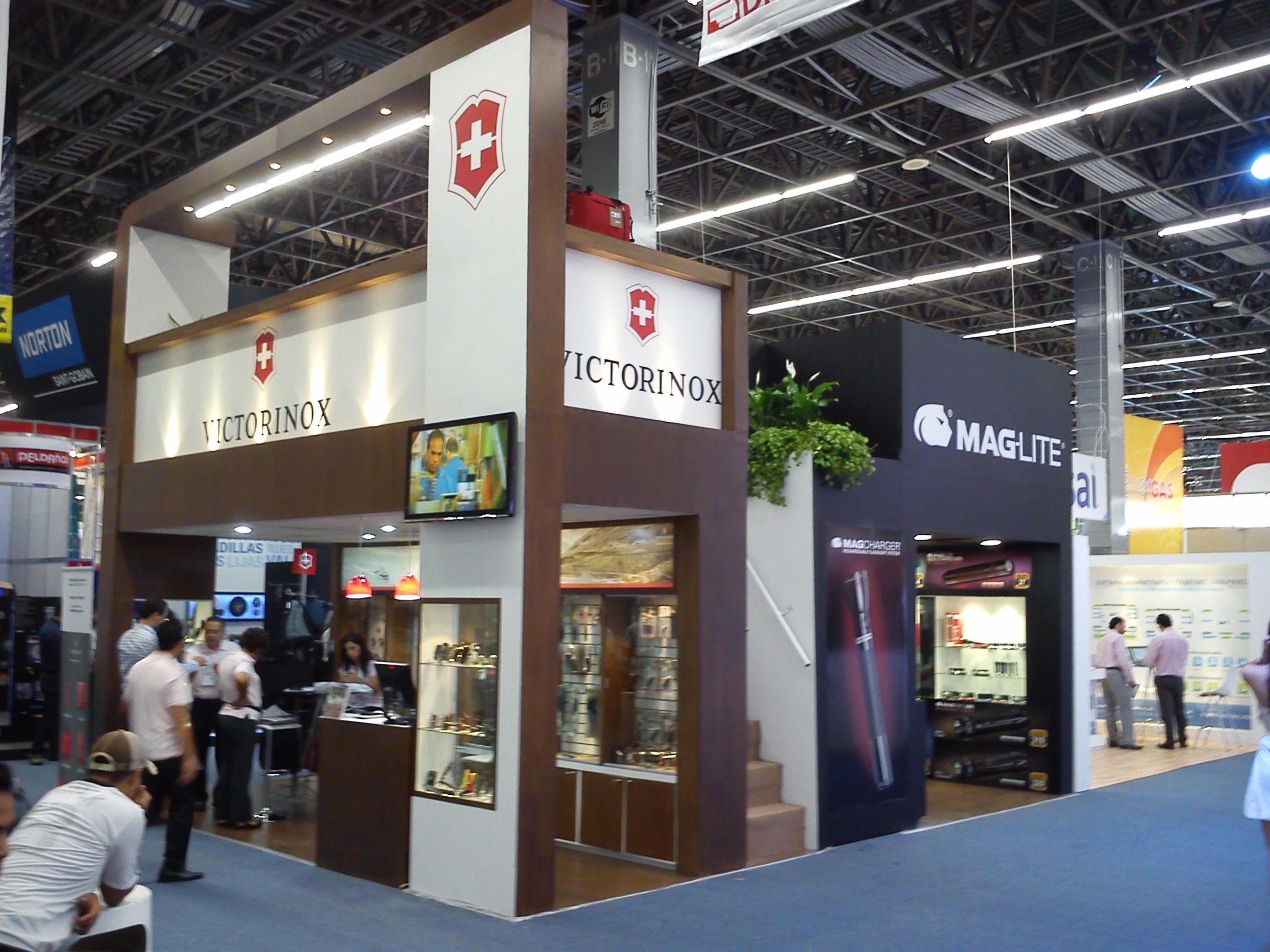 Stands Para Expo En Guadalajara : Stand victorinox expo nacional ferretera