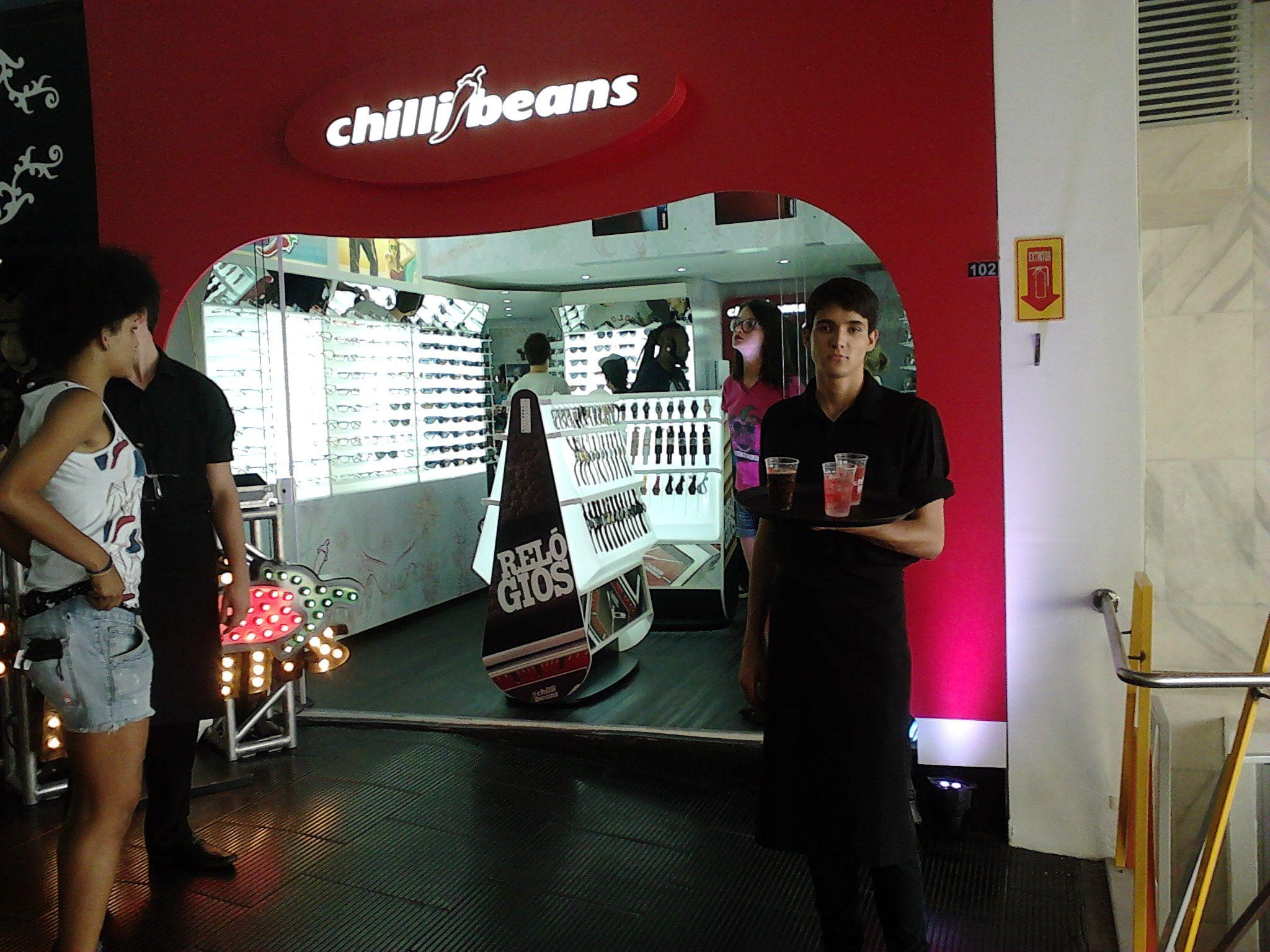 Evento Promocional Loja Chilli Beans 94d9f9cff2