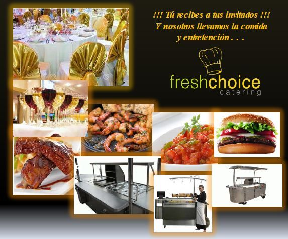 Fresh Choice Catering
