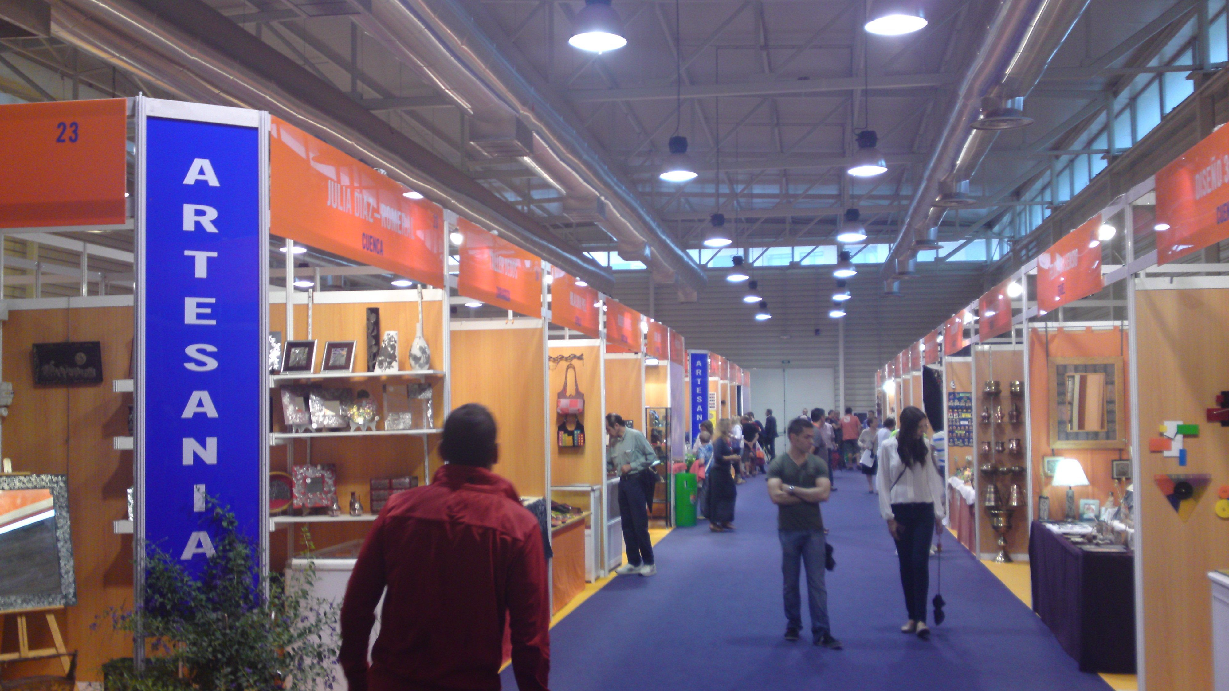 Expo Stands Montajes 2003 : Beautiful trade show stands from events in the uk and around