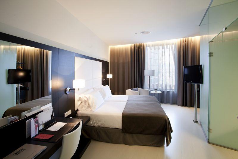 Hotel porta fira for Hotel design barcelone
