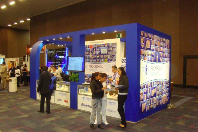 Stands Para Expo En Guadalajara : Stand para promedica garcia en expo guadalajara
