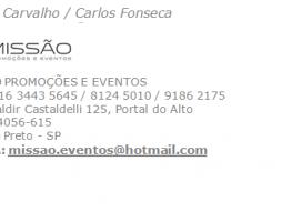 MISSÃO Promoções e Eventos