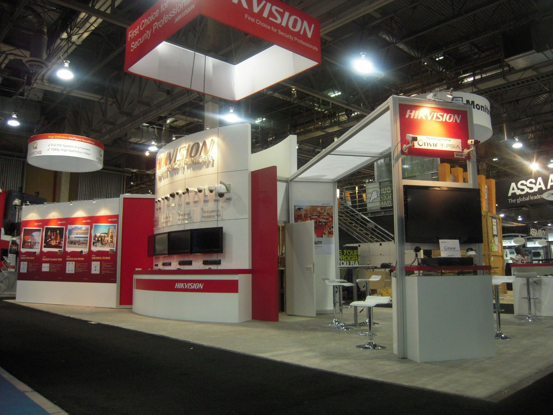 Exhibition Stand Definition : Photo of stands thetw co ltd taipei