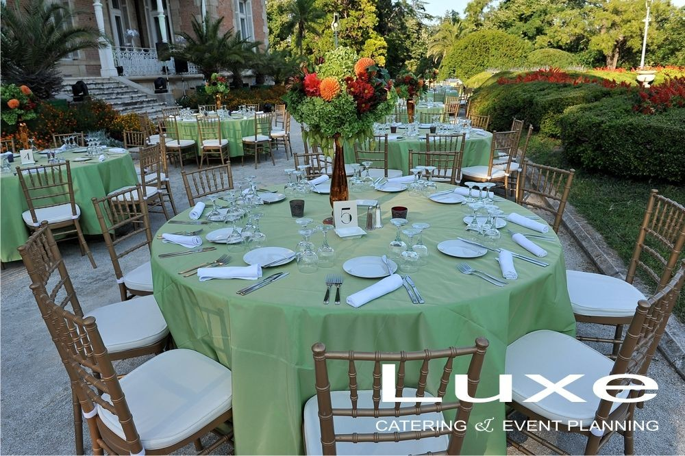 Luxe Catering & Event Planning