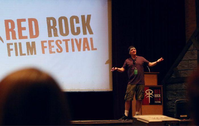 Resultado de imagen para RED ROCK FILM FESTIVAL: LA FERIA