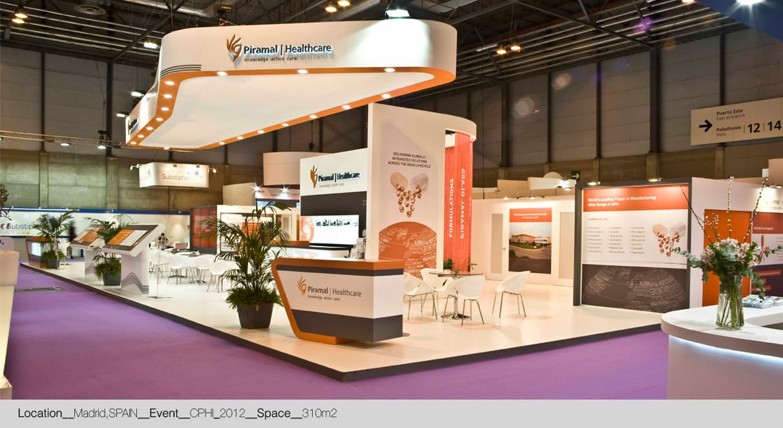 Exhibition Stand Design Decor S L : Blanco estudio s l