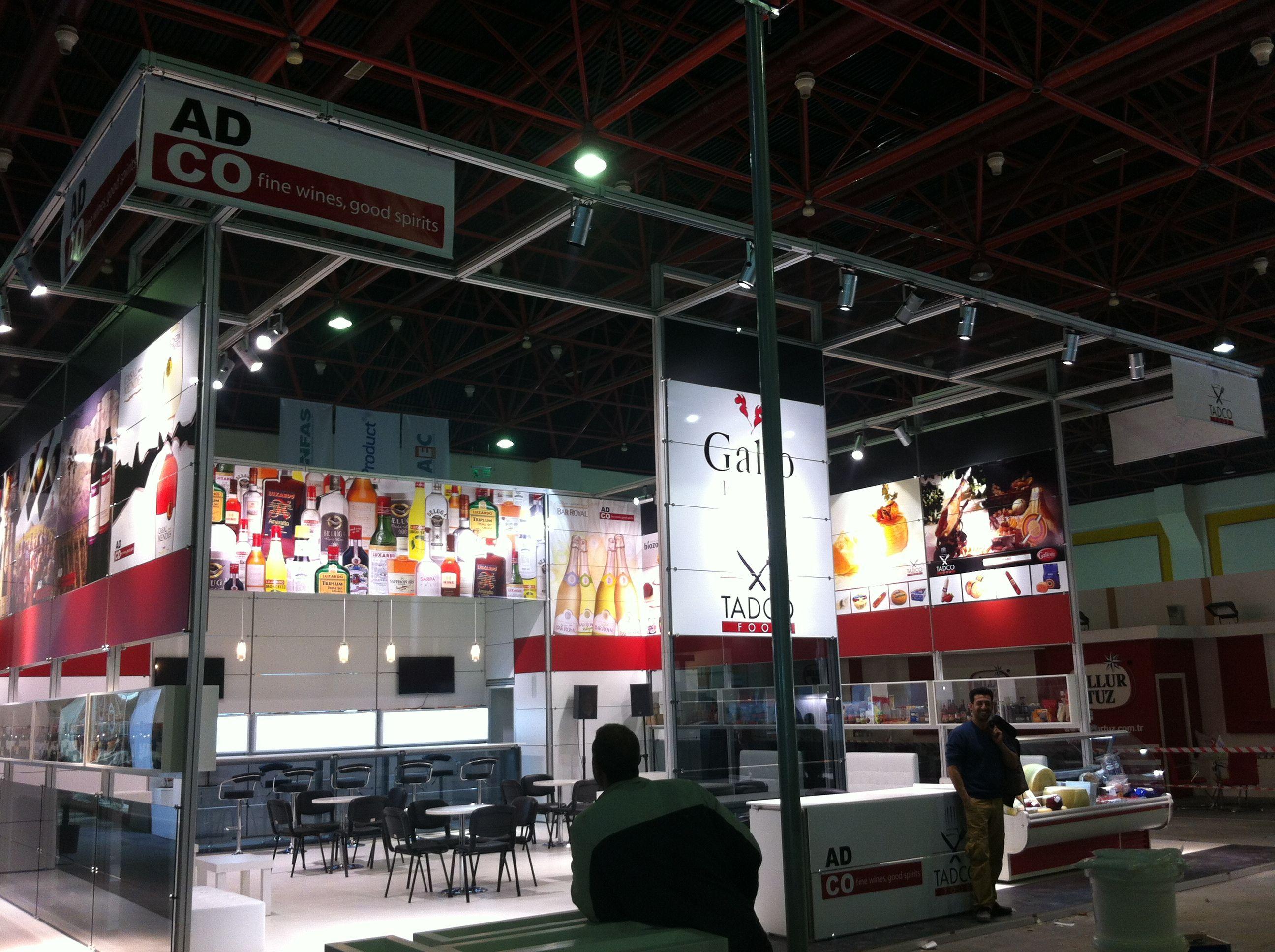 D Exhibition Stand : Fa architecture design congress and exhibition stand