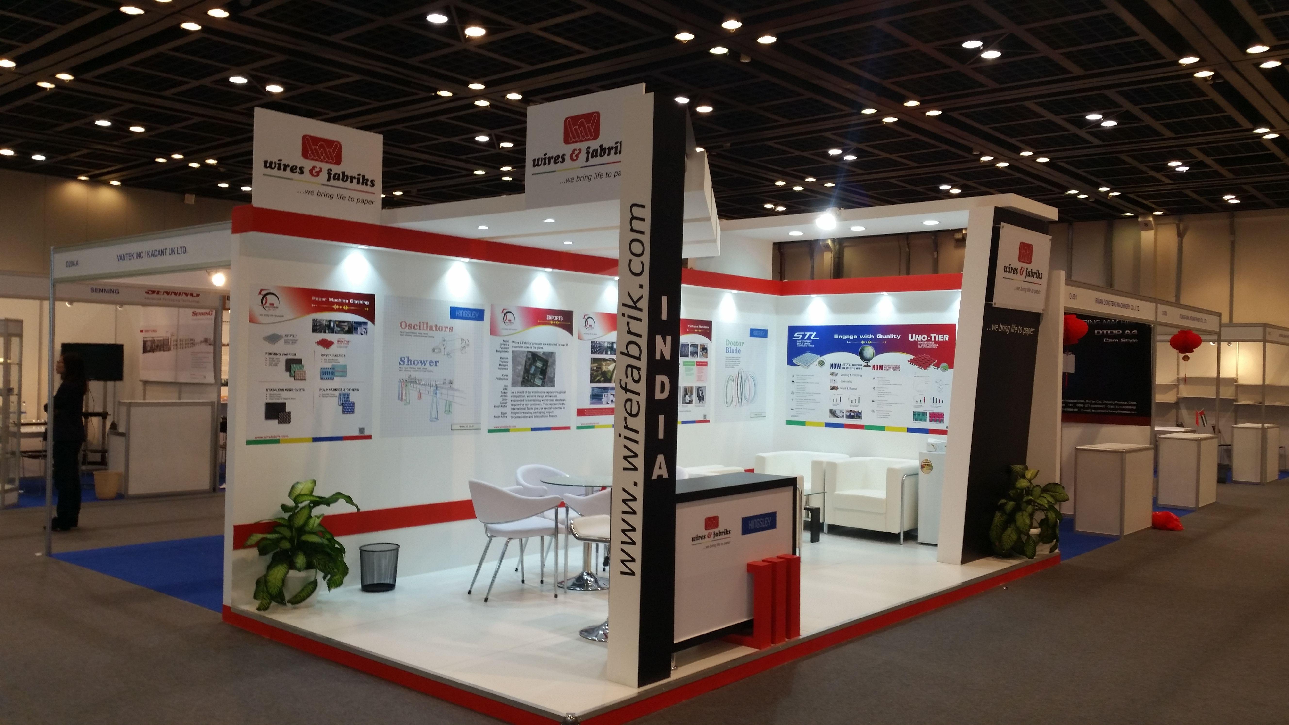 Exhibition Stand Requirements : Double decker exhibition stands designer builder