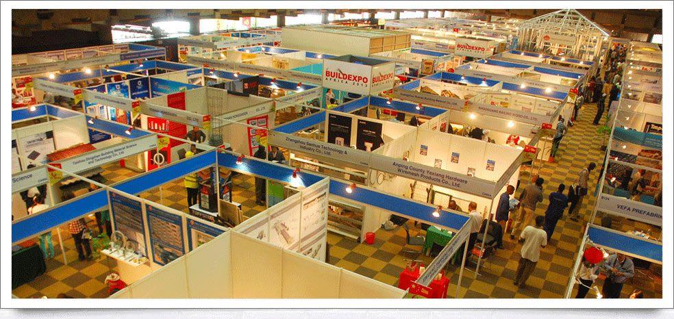 Exhibition Stand Builders In Lagos : Buildexpo kenya