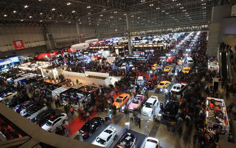 Tokyo auto salon 2015 - Tokyo motor show 2014 ...