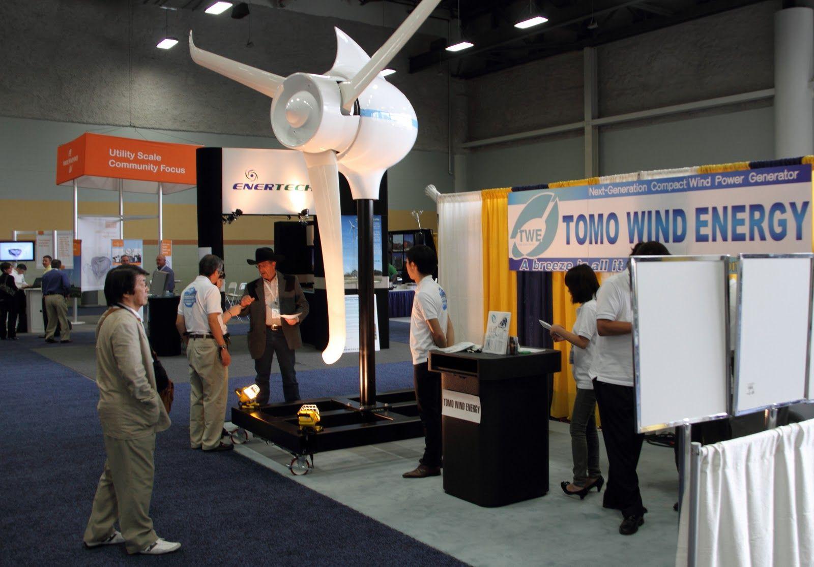 AWEA Windpower Expo 2019