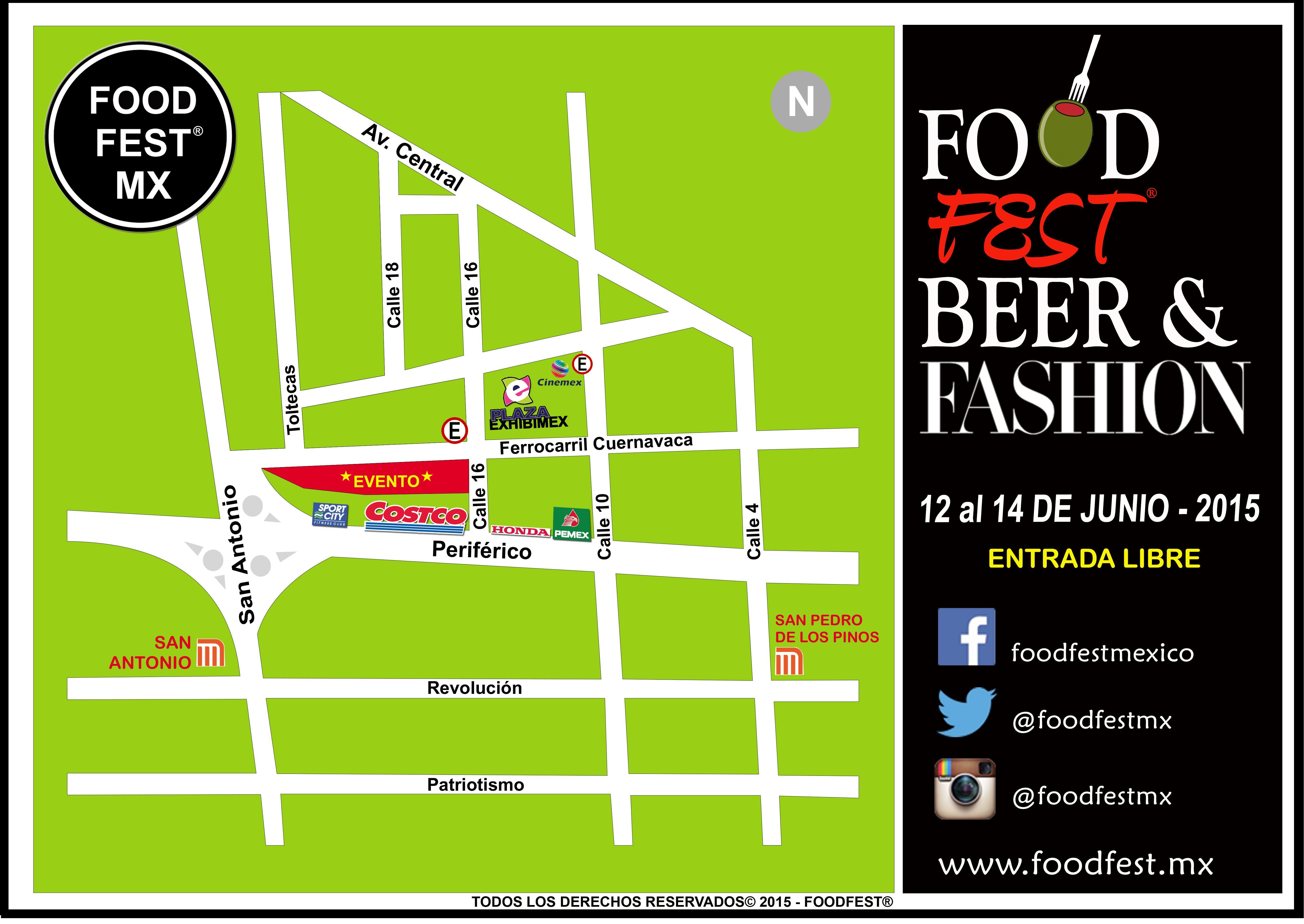 Food Fest (México) Diciembre 2015