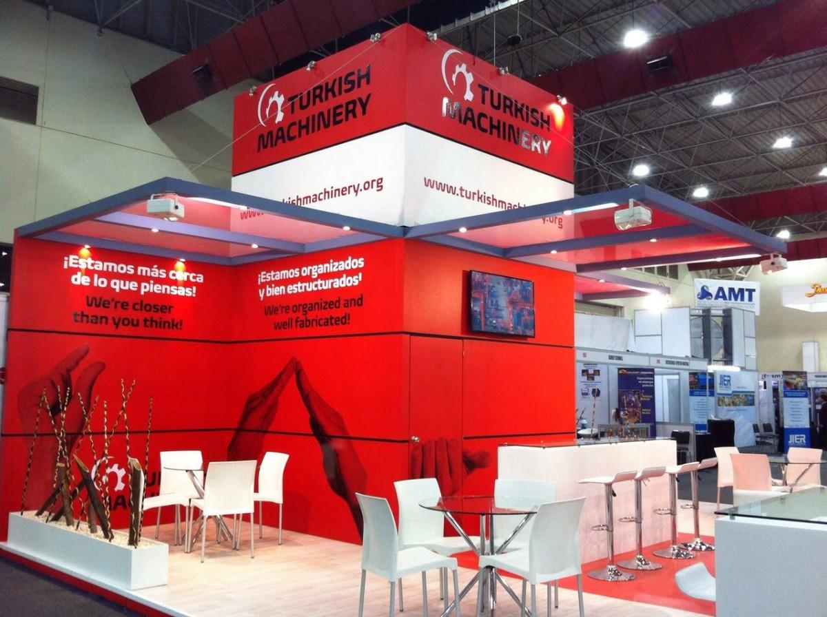 Expo Stands Monterrey : Congreso internacional del colegio mexicano de urologia