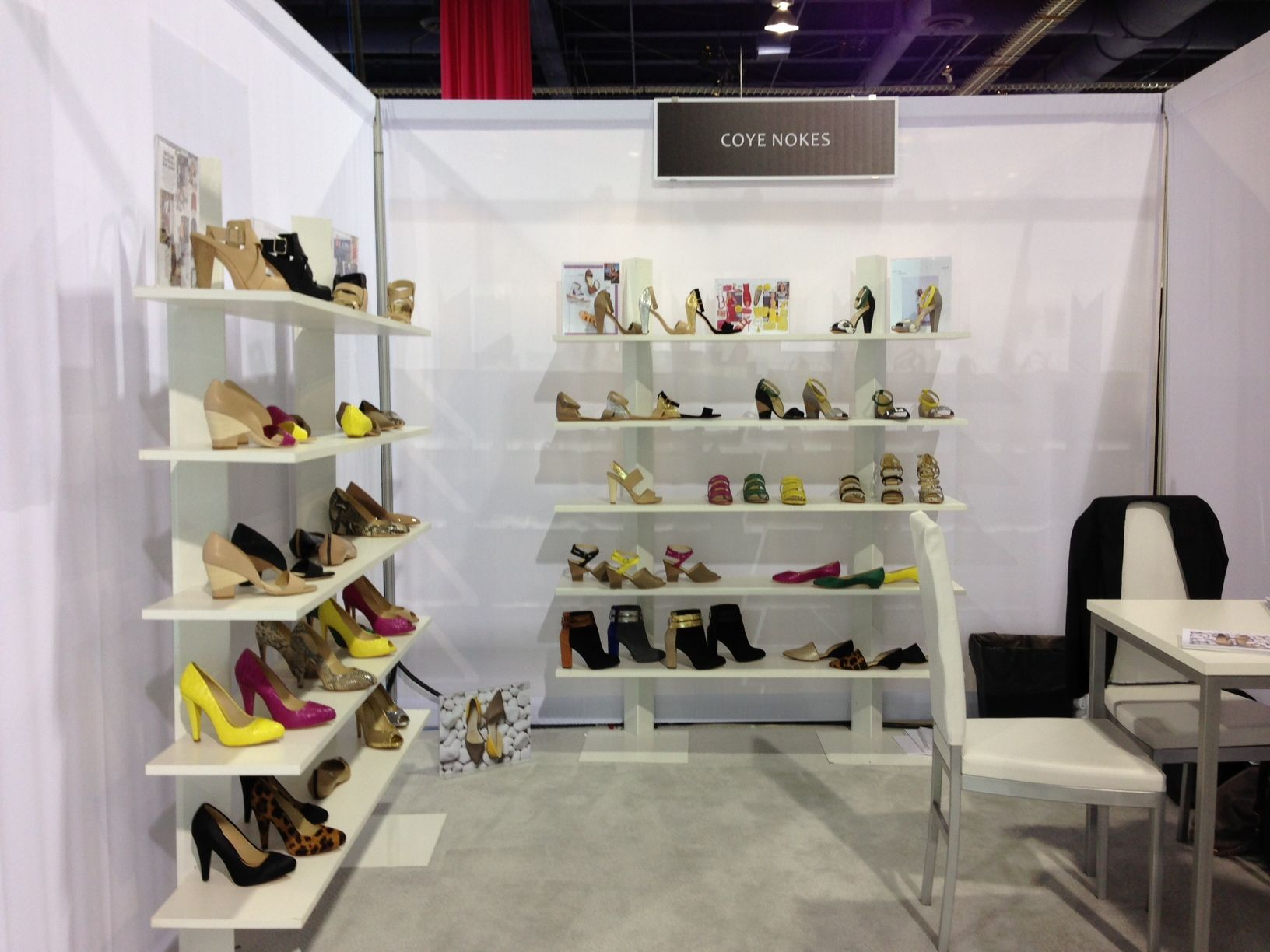 Exhibition Stand Shoes : Exhibition stands in las vegas