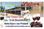 Feira de Vinhos Nacionais e Importados de Indaiatuba - 2