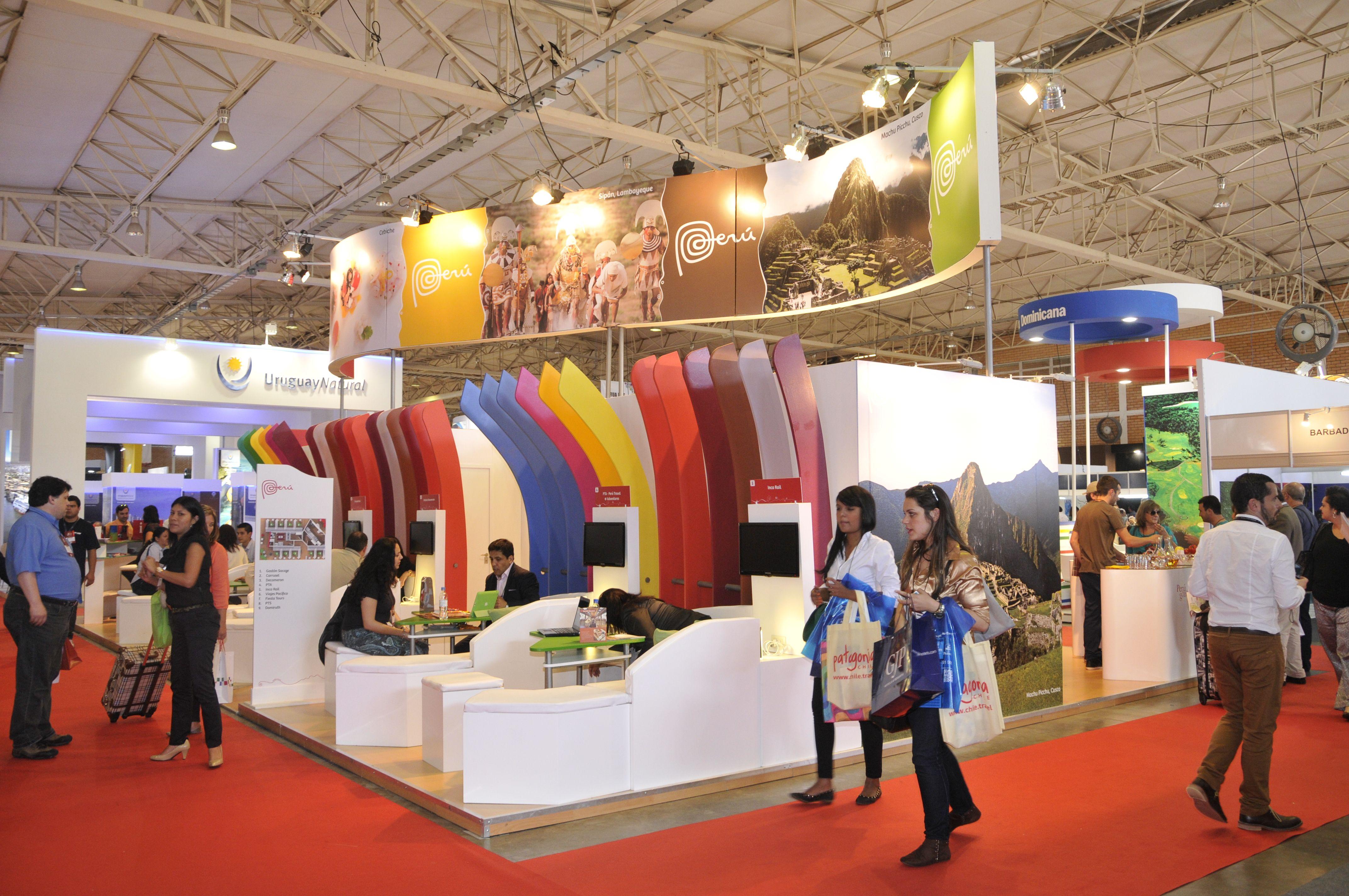 Diper stands bogot for Empresas de construccion en bogota