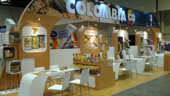 diseno de stands en colombia