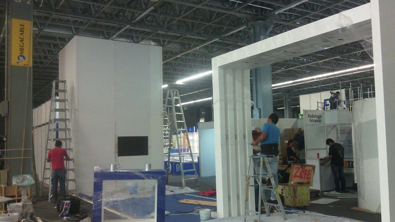 Stands Para Expo : Diseño producción y montaje de stand