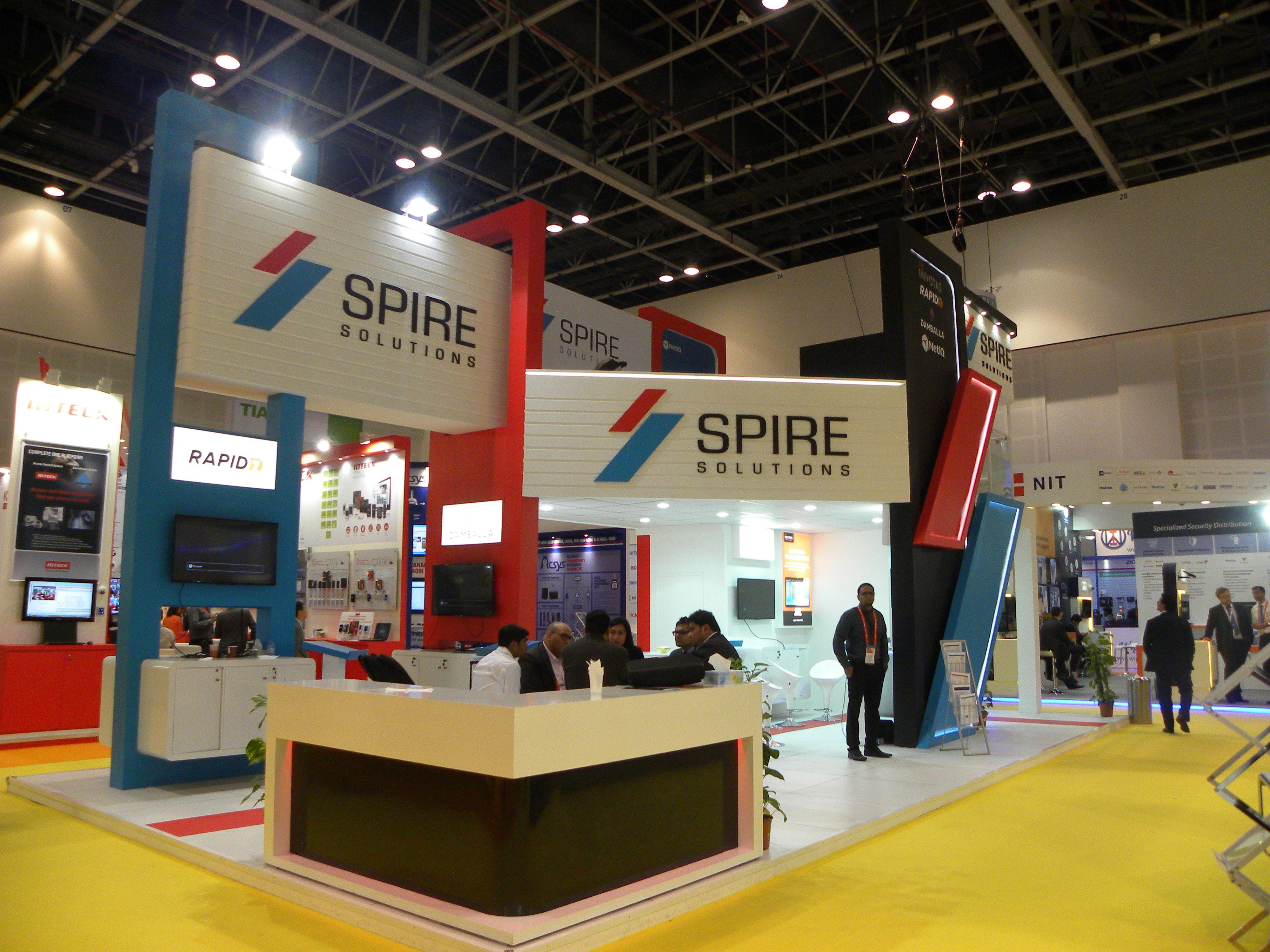 D Exhibition In Dubai : Tamam exhibition services llc dubai