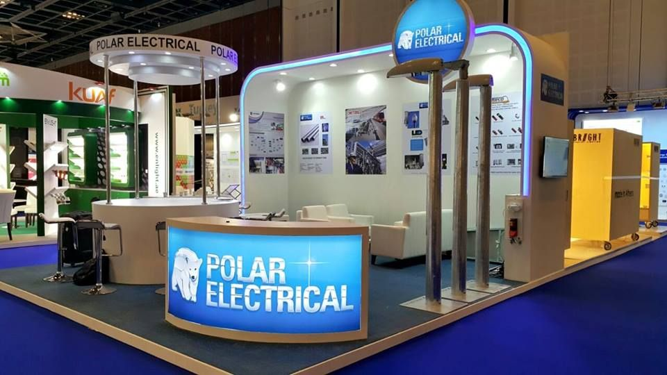 Exhibition Stand Builders In Oman : Global branding recently executed beautiful exhibition stands in