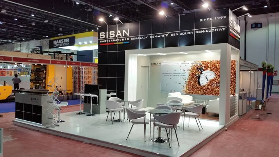 Exhibition Booth Rental Abu Dhabi : Global branding recently executed beautiful exhibition